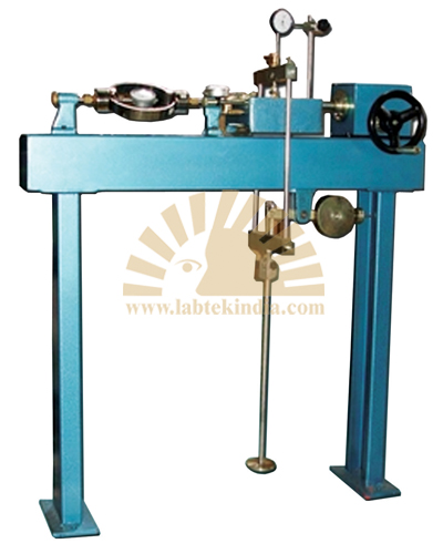 Direct Shear Apparatus (Manually)