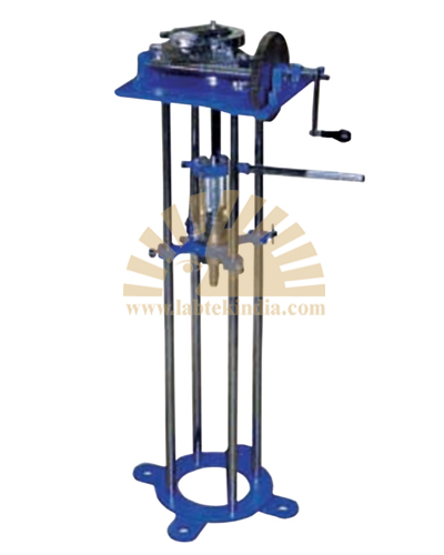 In-situ Vane Shear Test Apparatus
