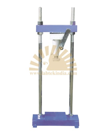 Load Frame Hand Operated
